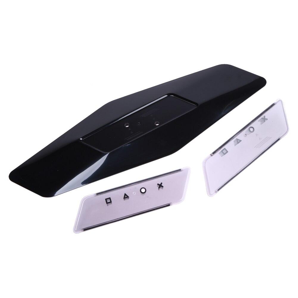 Spiel Konsole Spiel-Player schwarz Vertikale Halterung Ständer Halter Cooling Pad Dock Basis Halterung Schwarz Kunststoff für PS4 Dünne