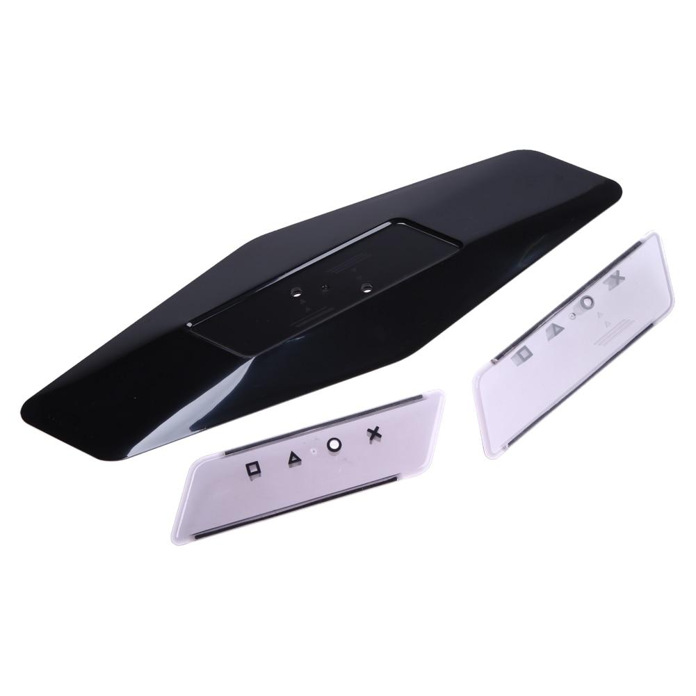 Spielkonsole Game Player schwarze Vertikale Stehen Halterung Kühlung Pad Dock Basishalterung Schwarz Kunststoff für PS4 Slim PS4 Pro