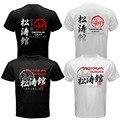 Japan Shotokan Karate Do Japanese Kanji MMA Mix Way of Life T shirt Men Women Fashion Summer Printed Tee tShirt t-shirt