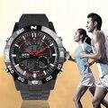 Горячая! мужчины Мужчины 8070 Модный Дизайн Открытый Водонепроницаемый Спорт Стиль Цифровые Наручные Часы Классный Дизайн