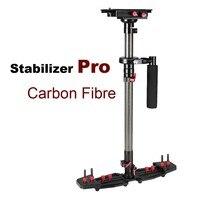 Professional Carbon Fiber Video Steadicam Handheld Stabilizer For Canon Nikon Sony DSLR Camera Camcorder Stabilizing System