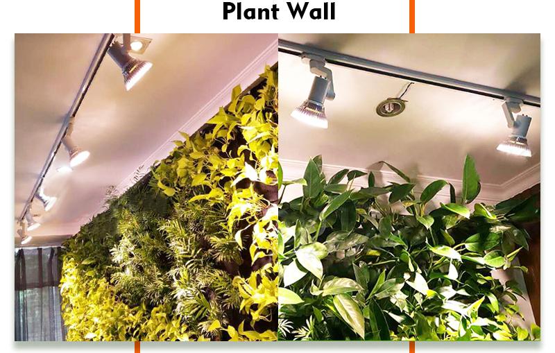 привело светать полный спектр Е27 Е14 GU10 фары Сид MR16 48 60 80leds пятна уф ик красный синий для цветок растений гидропоника лампы