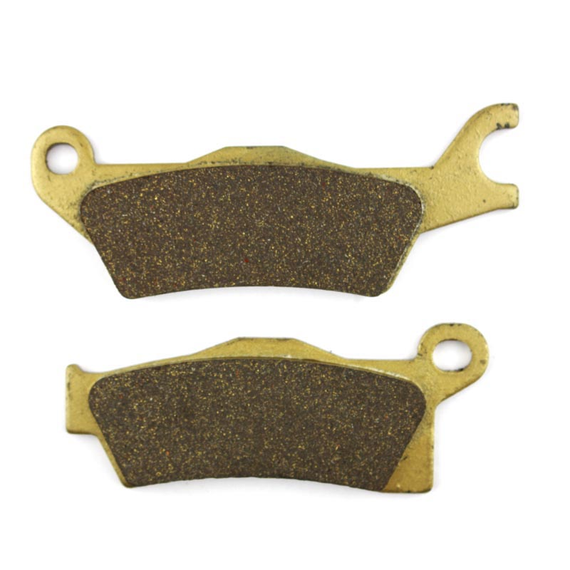 High Quality Brake Pads For BRP CAN-AM Front/L& Rear/L 2012-2014 Renegade 1000 STD 1000 Outlander STD/XT/XT-P,Renegade R STD