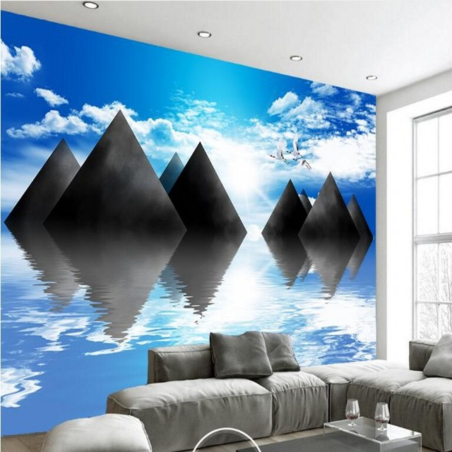 2560x1440 px artwork digital art fantasy art landscape mountain nature