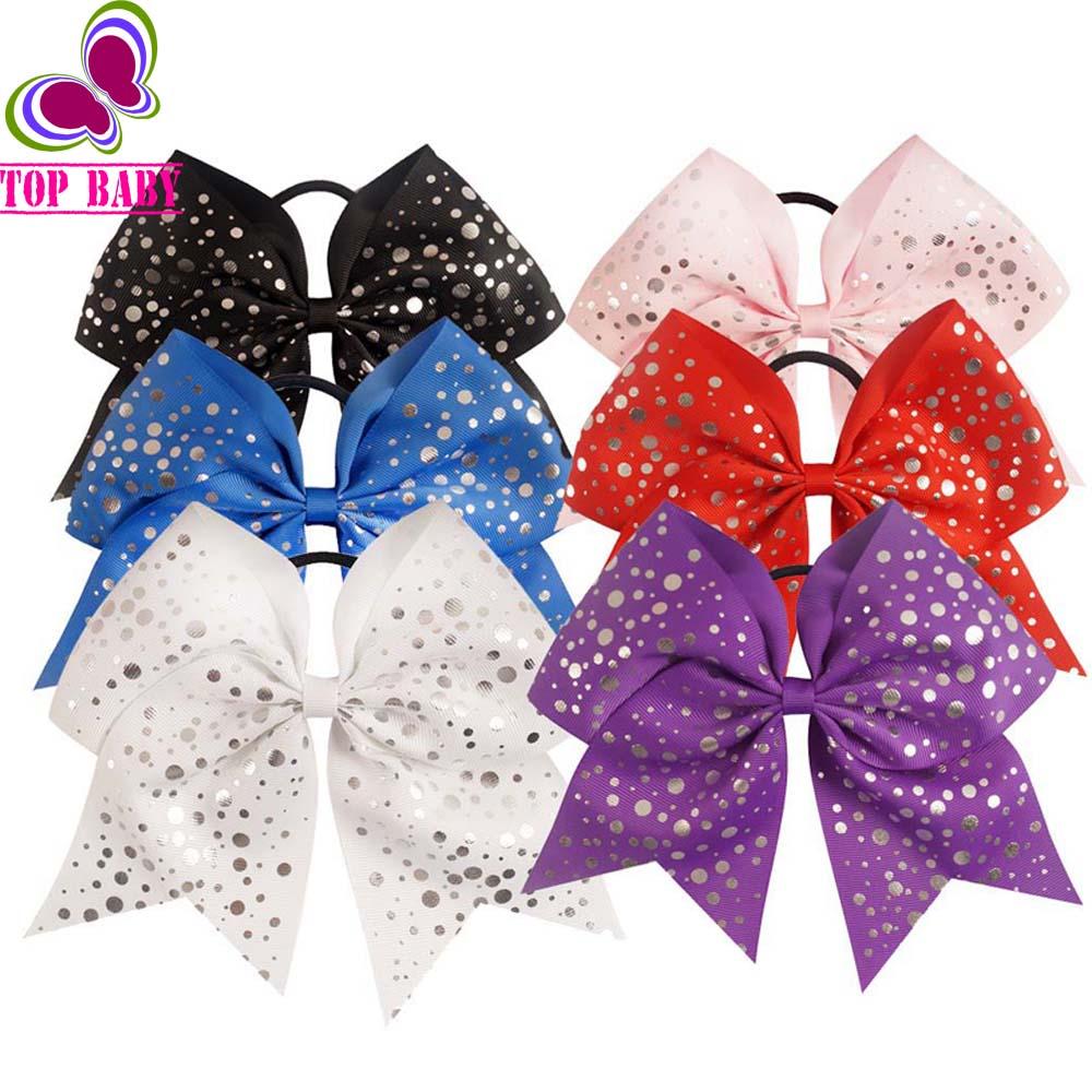 Peachy Online Get Cheap Cheerleading Bows Aliexpress Com Alibaba Group Hairstyles For Women Draintrainus