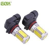 10PCS Gute qualität 9006 9005 led 7,5 w high power led H11 H7 HB3 HB4 LED Automotive nebel licht led-lampen DC12V freies verschiffen