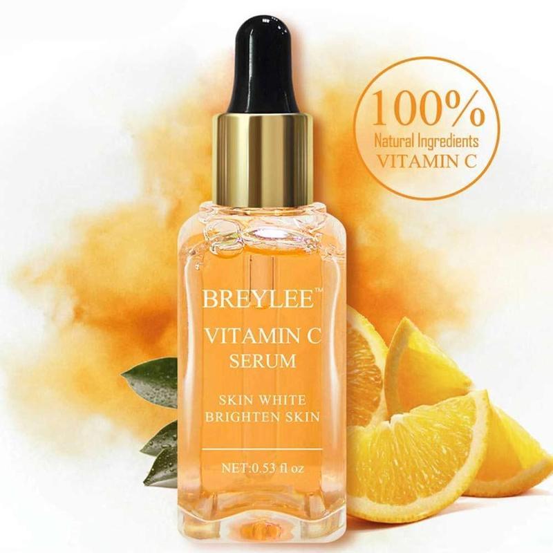 15ML Serum Series Hyaluronic Acid Rose Nourishing 24k Gold Firming Lift Vitamin C Whitening Soothing Repair Face Care Essence
