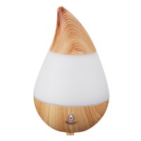 1Pcs USB Charge Bluetooth Speaker 125ml Aroma Essential Oil Diffuser Ultrasonic Air Humidifier With 7Color Changing