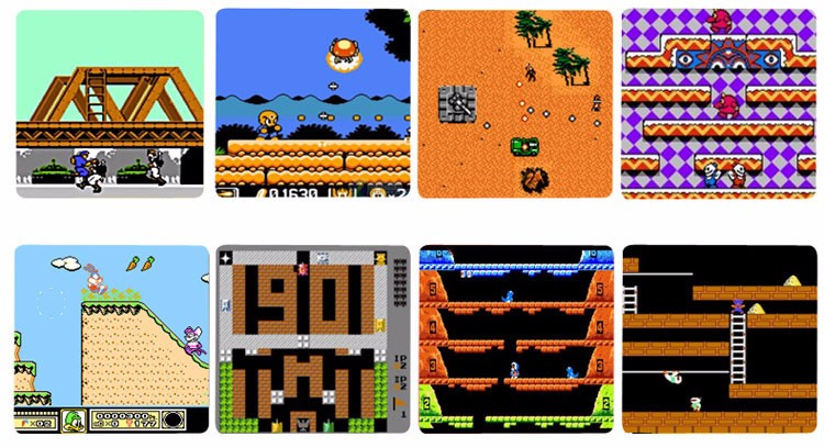 Nes Mini Tetris Video Game Console Electronic Handheld Games Retro Brick Game Consola De Jeu 2016 3.2Inch Video Games Player (1)