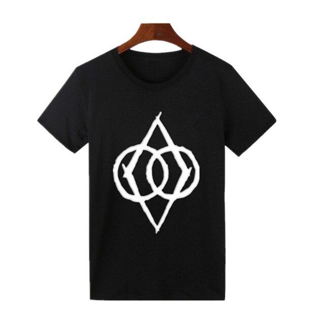Aliexpress Buy Skyrim Dark Brotherhood T Shirt Men Fashion