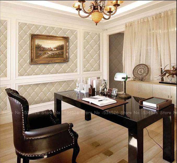 Us 44 5 Large Papel De Parede Para Sala 3d Wall Panels Murals Wallpaper For Walls Pattern Damask Wall Paper Roll Wallcoverings In Wallpapers From