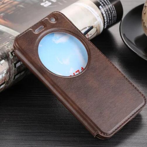 A9 High Quliaty PU Leather Smart Flip Stand Cover Cases For Asus Zenfone 2 Laser/ZE500KL/ZE500KG/Z00ED Fundas Case 5.0\