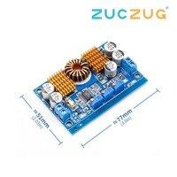 LTC3780 DC-DC преобразователь постоянного тока в постоянный ток 5-32V постоянного тока до 1 V-30 V 10A автоматическое шаг вверх вниз Регулятор зарядки М...