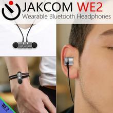 JAKCOM WE2 Wearable Inteligente Fone de Ouvido venda Quente em Fones De Ouvido Fones De Ouvido como koptelefoon off white qkz