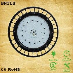 IP65 led lámparas de almacén 80W 100W 120W 150W 200W 240W nuevo diseño de OVNI LED SMD3030 campana montaje alto