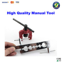 R'DEER high quality manual tool high carbon steel red metric system copper tube flaring tools NO.5091A