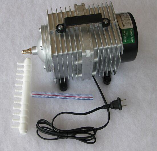 Hailea ACO 380 Electromagnetic Air pump 380W Air Compressor Septic Fish Tank Aquarium tank,Oxygen for Fish tank