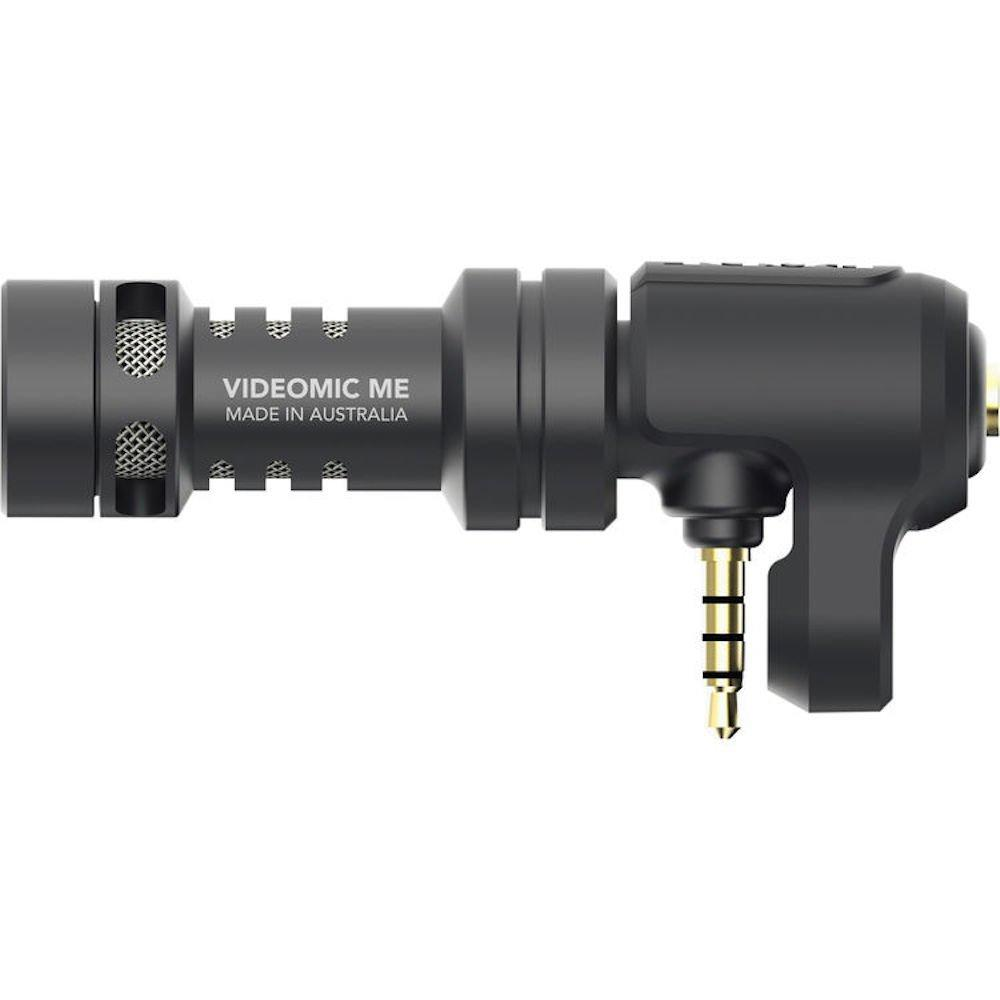 VideoMic Me Compact Mini Directional Microphone for iPhone 6s 6 plus smartphone Recorder Mic