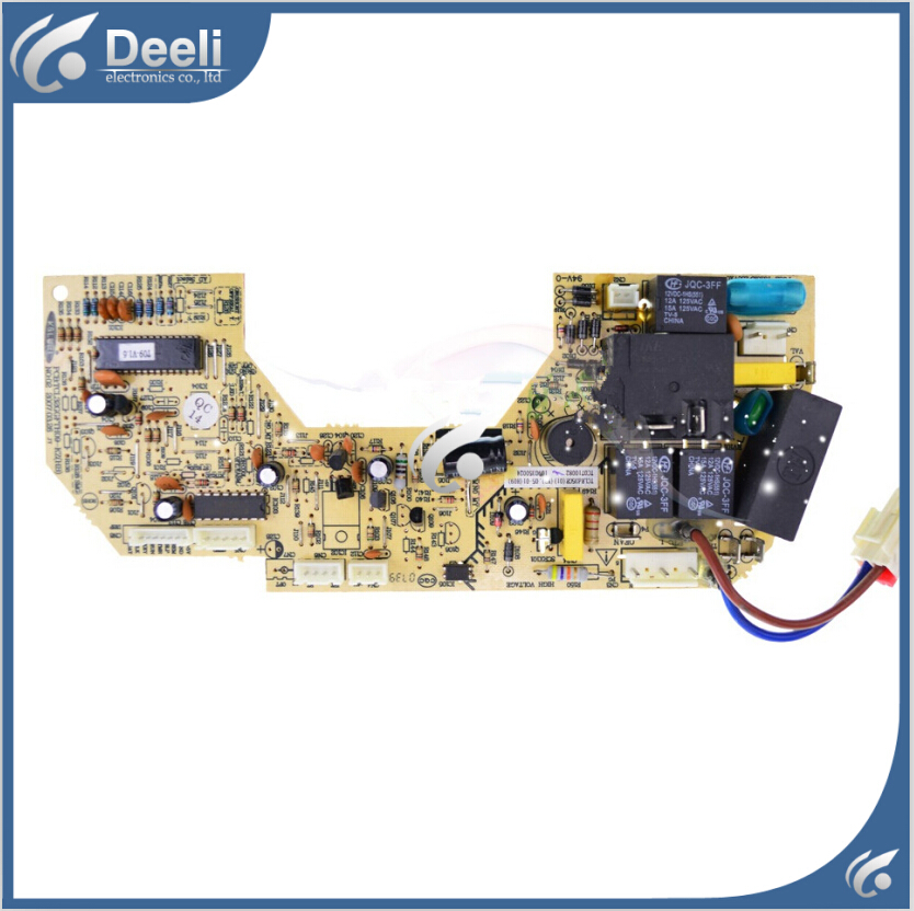 good working for air conditioning Computer board 1090350024 Rd35CE PCB: 32GGFTH09-KZ TCL32GGFTH09-KZ Circuit board original for tcl air conditioning computer board used board