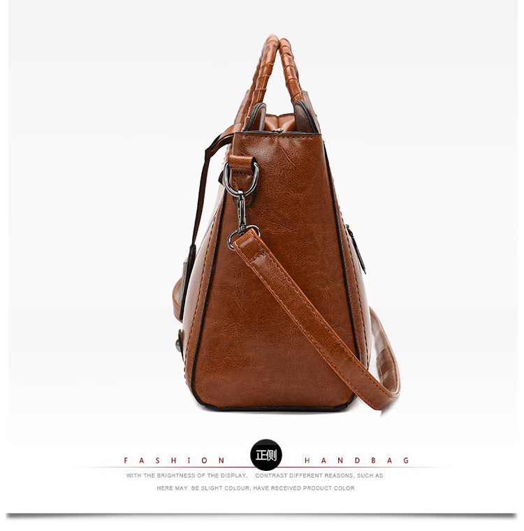 Das Senhoras Do Vintage Saco Crossbody Boston