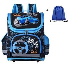 Новые детские школьные сумки для мальчиков ортопедические водонепроницаемый рюкзаки для мальчиков Человек-паук Книга сумка рюкзак Mochila ...(China (Mainland))