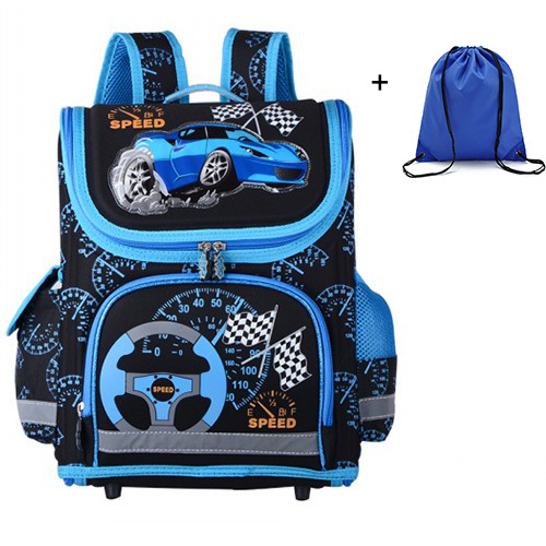 New Children School Bags For B…
