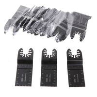 20pcs Kit Oscillating Multi Tool Saw Blade Metal DIY Tools Woodworking Accessories For Renovator Power Tools