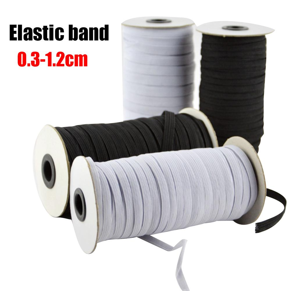 8mm Elastic String Thread for Making Dress,Clothing,Knitting,DIY Trousers Craft