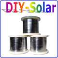 4KG 0.15*1.6mm  tab  Wire Solar Cell Solar Cell Ribbon,  Machine Solder  PV Ribbon Tabbing wire  for Make Solar Panel