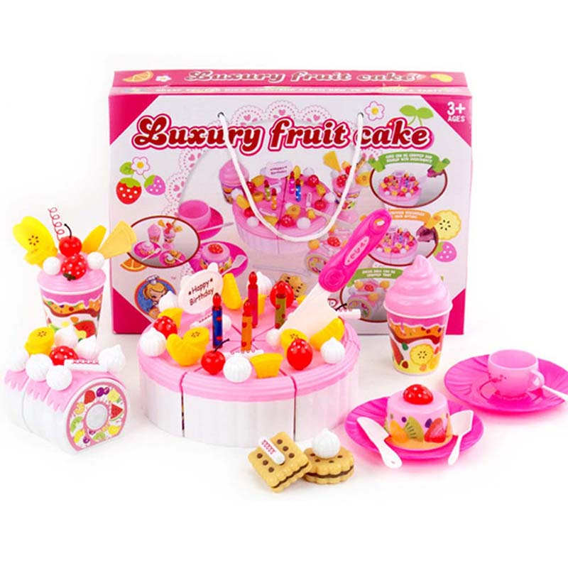 Pretend Play Cheap Sale 12 Pcs Toddlers Simulation Pretend Play Kitchen Toy Set Kids Doll Food Pretend Play Dollhouse Kitchen Set Toy For Children Bright Luster