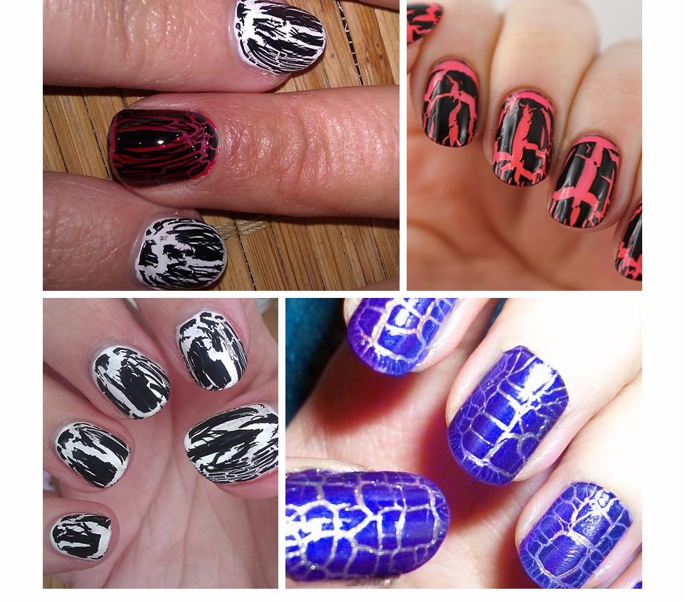 Saviland 1pcs Crack Nail Polish Wholesale Cracks UV Gel Varnish ...