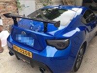 Fit for TOYOTA GT86 Greddy Rocket Bunny GT carbon fiber rear spoiler rear wing