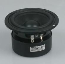 """Kasun QA-4101F 4 """"altavoz de medios de magnetismo blindado mid-woofer de cono PP asa de la fuente 80 W"""