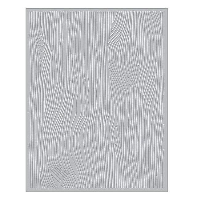 Hemere Wood grain board frame Metal Die Cuts Cutting Dies For DIY Scrapbooking Embossing Paper Cards Making Decor Craft Supplies