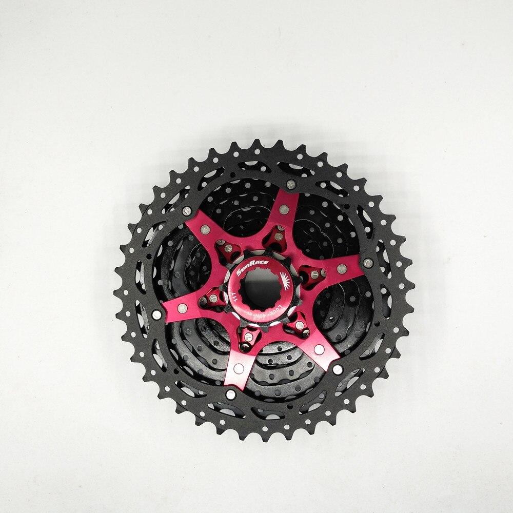 Sunrace11 vitesse 11-40 T CSRX8 vélo de route Cassette vélo volant roue libre vélo partie