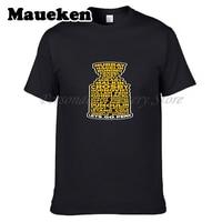 Hombres Sidney Crosby Penguins Evgeni Malkin Lista De Campeones Plumas Lets Go lista T-shirt Camiseta para los fans de Pittsburgh camiseta W0526003