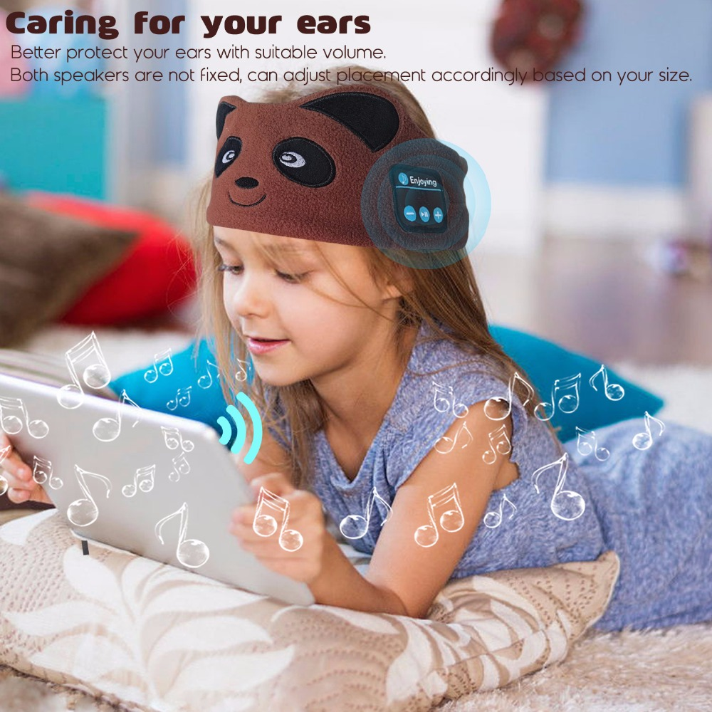 E4144-Bear Bluetooth Headphones (4)