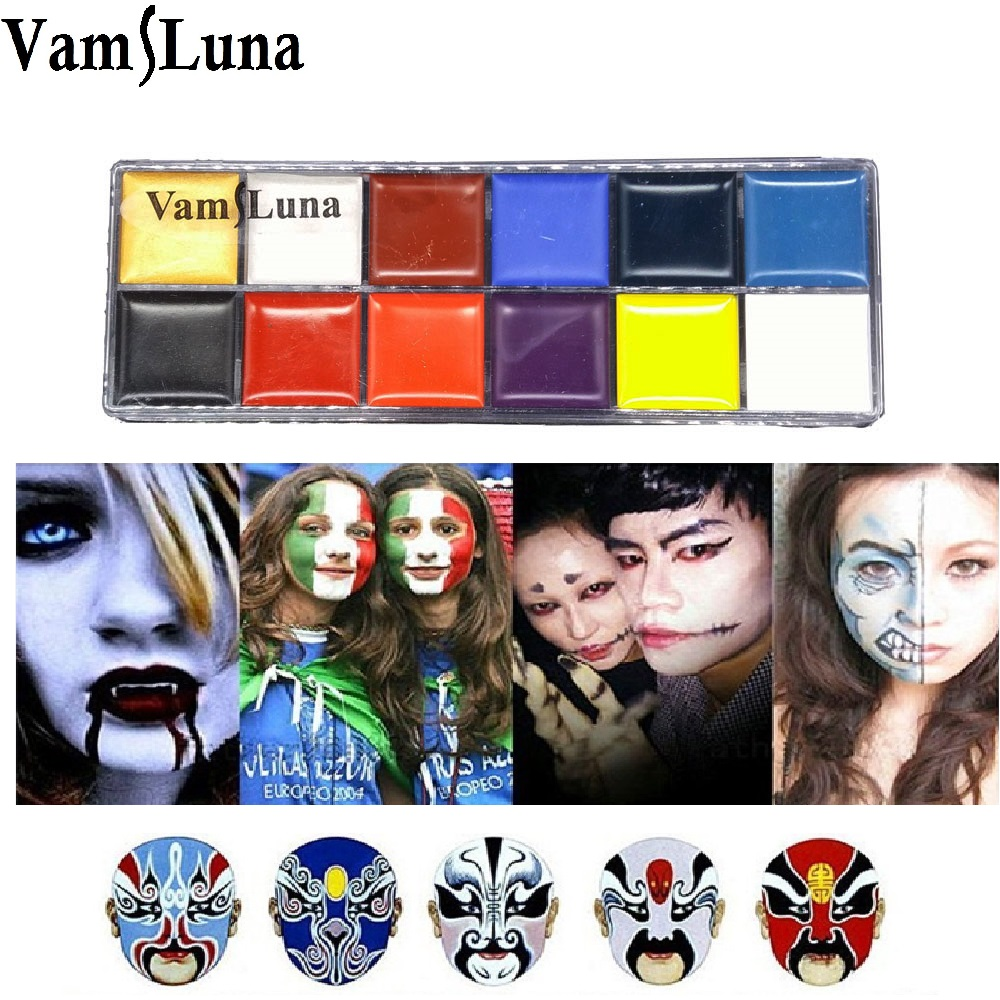Compare Prices on Halloween Makeup Kits- Online Shopping/Buy Low ...