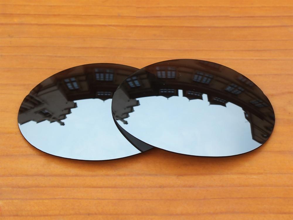 4b5d98078ed22 Chrome Espelho De Prata Polarizado Lentes de Substituição Para O Fio E 2.0  Óculos De Sol Quadro 100% UVA   Uvb