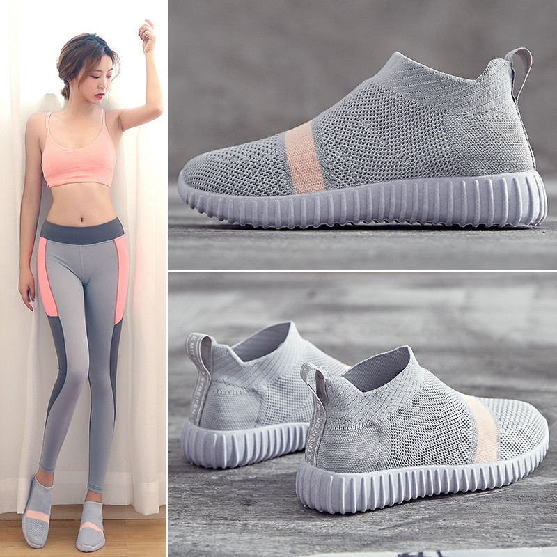 Shoes Amiable Sycatree Casual Shoes For Women Trainers Spring Summer Slip-on Sport Sneakers Female Lightweight Breathable Tracking Shoes Women's Shoes
