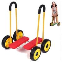 New Child Walking Assistant Treadmill Car Balance Scooter Bike Kids Walker Play Treadwheel Baby Children Walker with Wheels