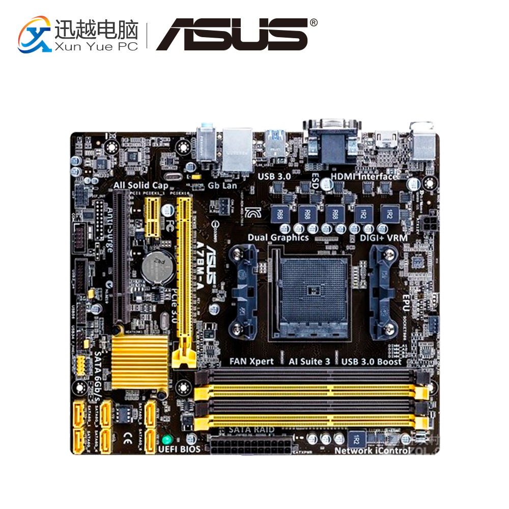 ASUS A78M-A AMD Chipset Windows Vista 32-BIT