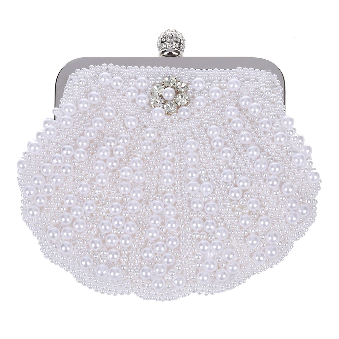 White Clutch Handbag Promotion-Shop for Promotional White Clutch ...