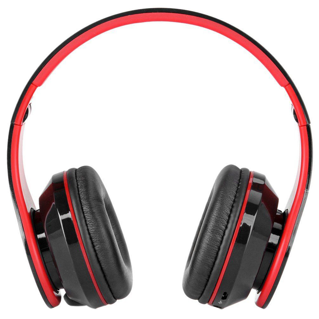 MAHA Hot Folding Foldable Bluetooth Wireless Stereo Headphones Earphone with Micro SD Card Slot FM economic set original nia q1 8 gb micro sd card a set bluetooth headphone wireless sport headsets foldable bluetooth earphone