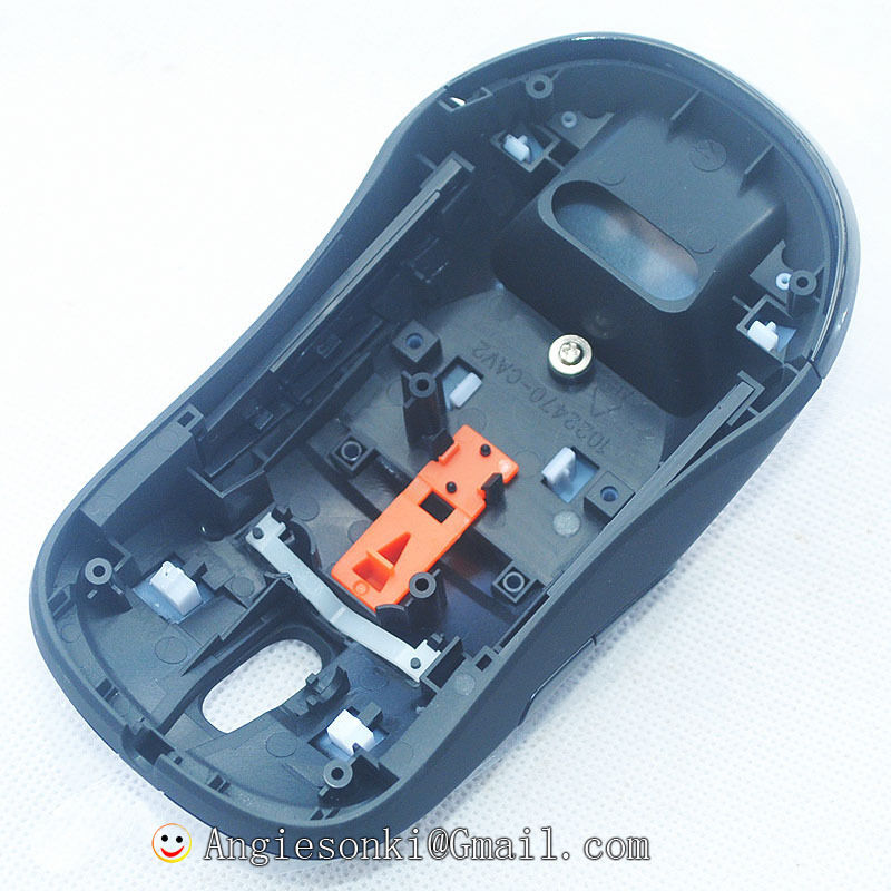 NEW Mouse Top Shell / Upper Cover Replacement Outer Case / Roof for Steelseries Sensei RAW Heat Orange mouse mouse