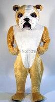mascot bulldog dog mascot costume fancy dress custom fancy costume cosplay theme mascotte carnival