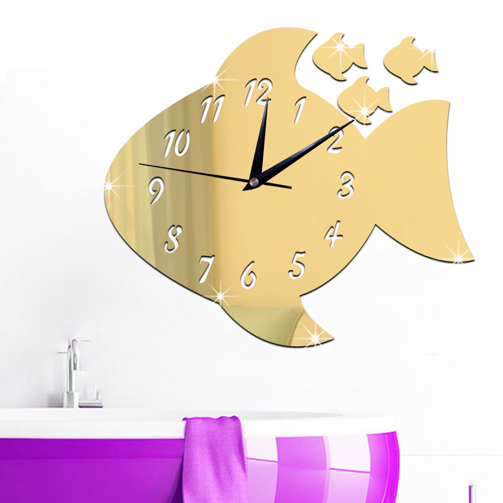 Luxury Benrus Decorative Wall Clock Illustration - Art & Wall Decor ...