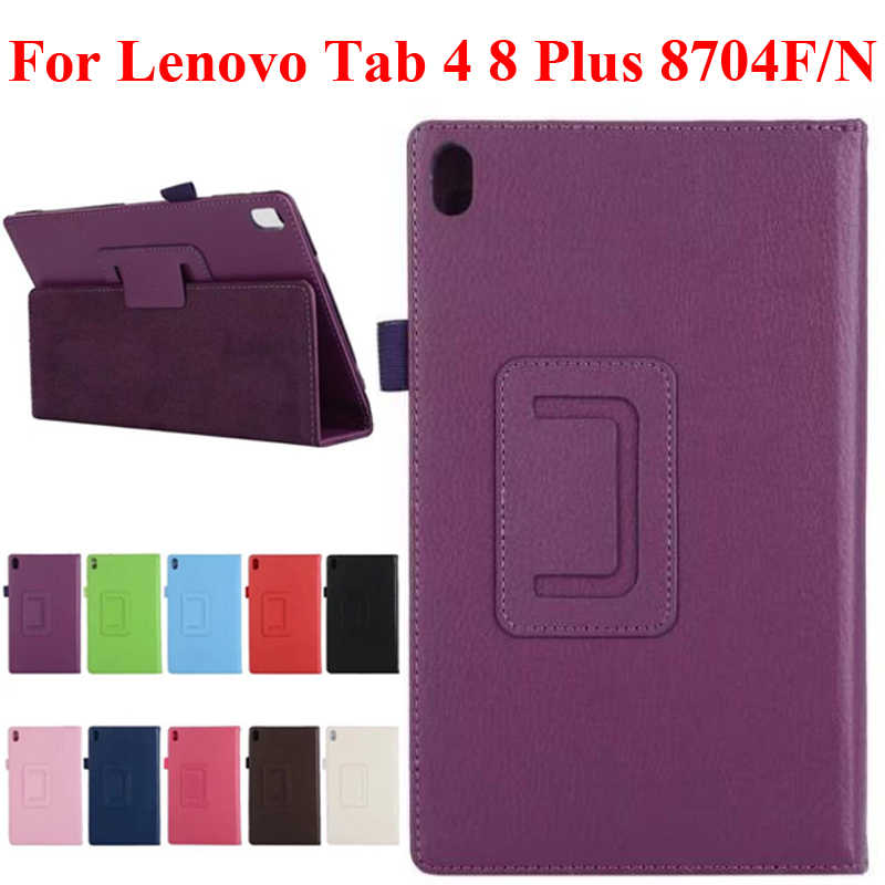 For Lenovo tab 4 8 Plus 8704 Bag Protector Skin Tab4 Plus 8 8.0 inch Tablet Shell Cover Case Tab4 8plus Tb-8704F 8704N Sleeve