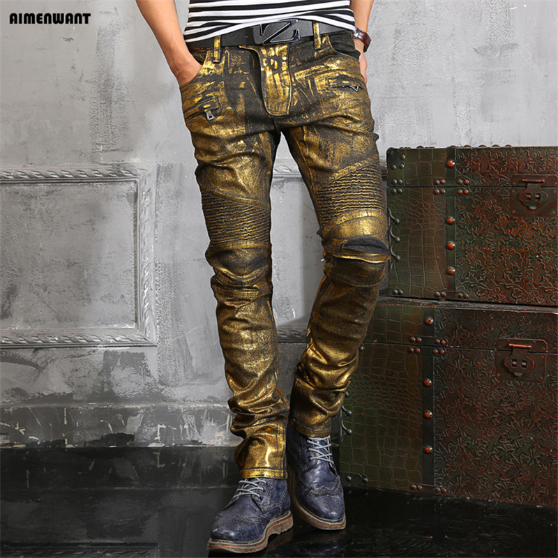 Popular Gold Jean-Buy Cheap Gold Jean lots from China Gold Jean ...