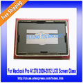 """Оригинальный ЖК Задняя крышка Для Apple Macbook White 13 """"A1342 MC207 MC516 2009 2010"""
